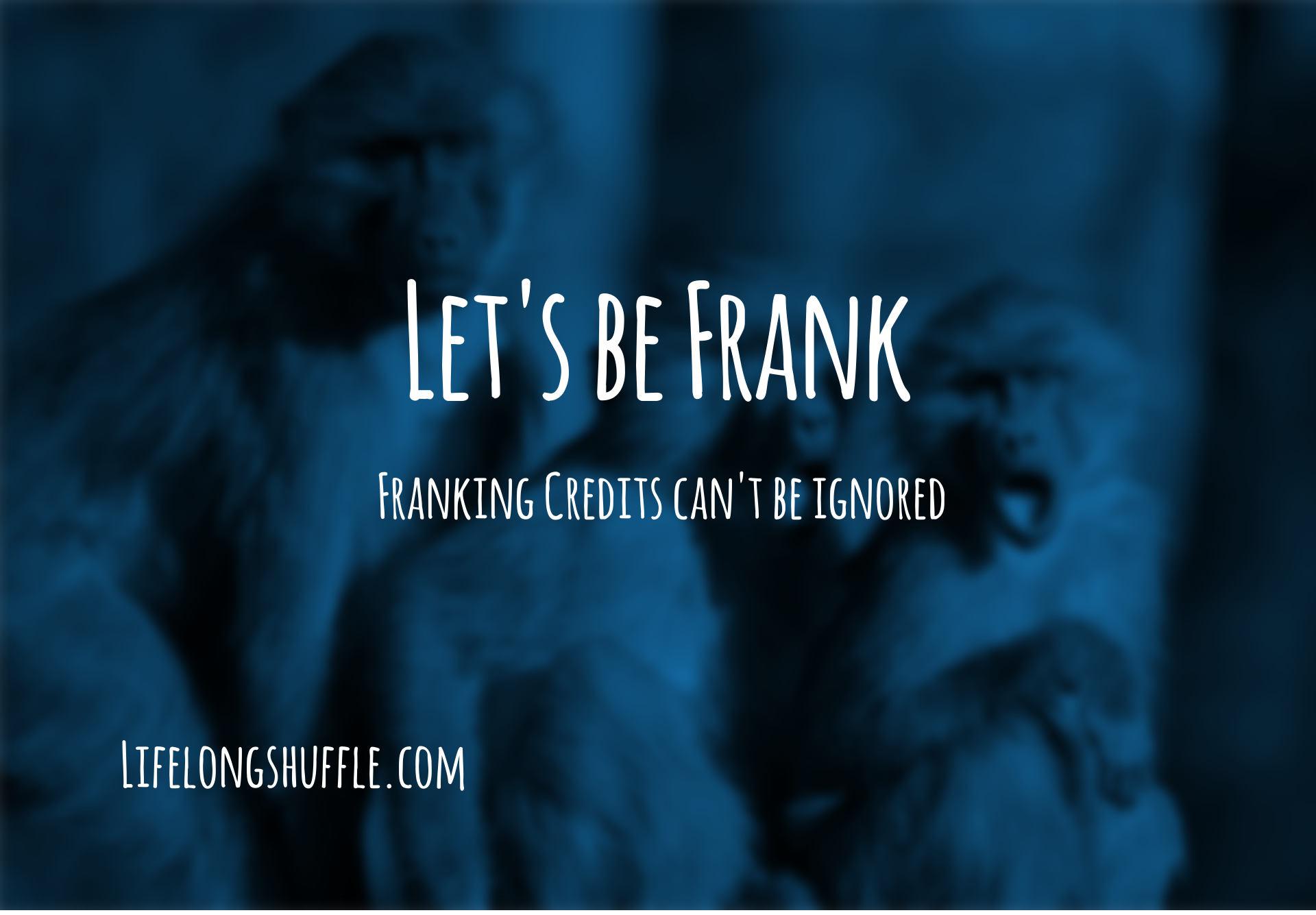 franking credits - photo #30